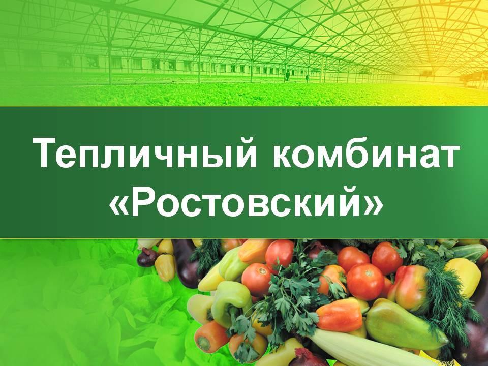 ООО «Тепличный комбинат «